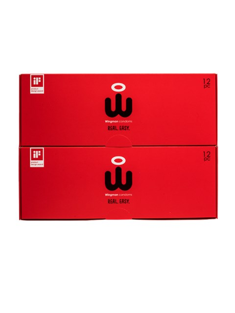 Wingman condooms - 24 stuks