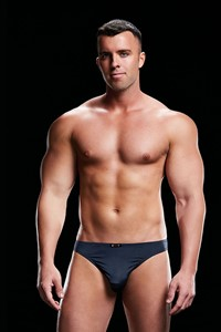 Envy Low-Rise Brief jockstrap (Blauw)