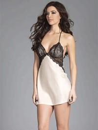 BeWicked Natalie satijnen chemise