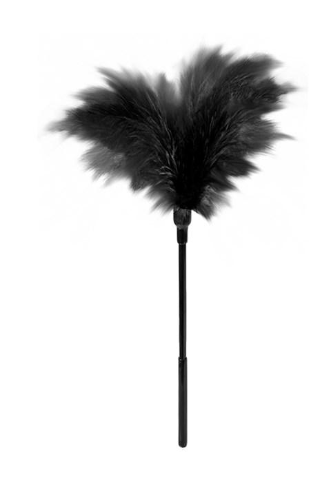 Kleine veren kietelaar (Kleur: Zwart)