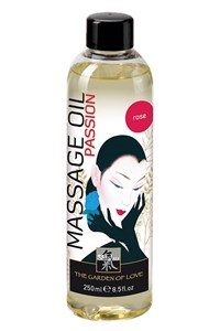 Shiatsu massage olie met geur (diverse)