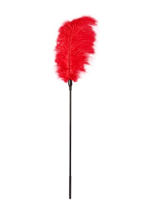 Veren kietelaar (large) (Kleur: Rood)
