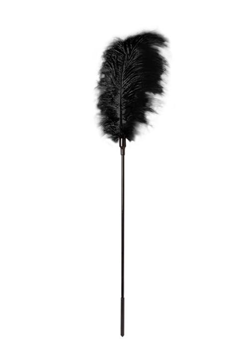 Veren kietelaar (large) (Kleur: Zwart)