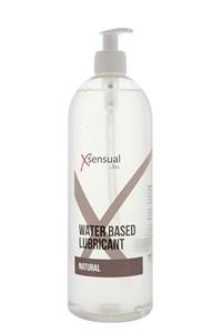 XSensual glijmiddel naturel (1000 ml)